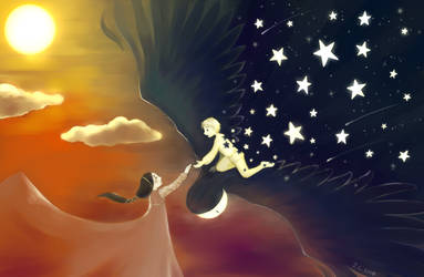 Cut him out in little stars by Eoweniel