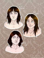 Emerson, Lake and Palmer by CandleInTheWind666