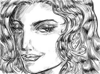 She evil by Serchlemba