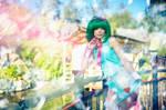 Niji iro kuma kuma by Hanako-Smile