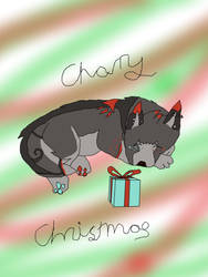 Charry christmas by redghost187