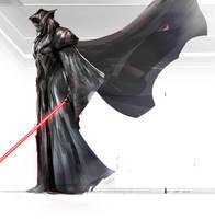 Darth Vader by iVANTAO