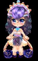 MYO Annie: Aubrietta by Mimimoma