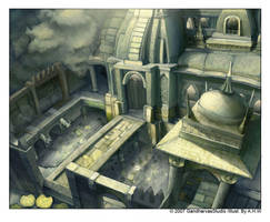 Shrine of Amphushinee by a-human-works