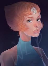 Pearl (work in progress) by VactuART