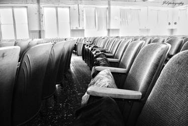 SHK: Take Your Seats by Superman22590