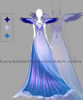 (CLOSED) Adopt Auction Priestess outfit by LucyKILLERlll