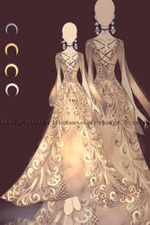 (CLOSED) Adopt Auction- Outfit 21 by LucyKILLERlll