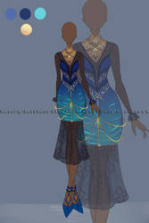 (OPEN) Adopt Auction- Outfit 34 by LucyKILLERlll