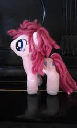 Painted Eye Pinkie Pie by DraglaPlushies