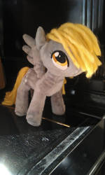 Derpy on eBay - Put her on your Christmas List! by DraglaPlushies