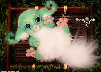 Baby Elfi by Flicker-Dolls