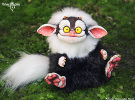 Creature Morty by Flicker-Dolls