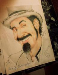 Serj Tankian by Peehjr