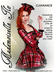 Mademoiselle Ilo - Destockage Dcembre 2018 - US  by Mademoiselle-Ilo