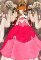 here comes the bride-smaid by LilithIrina