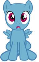 Pegasus Filly Shocked by saramanda101