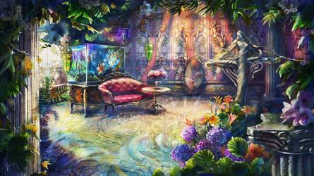 Garden by LissNoir