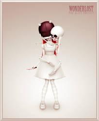 Wonderlost: Cheshire Cat by xanthic