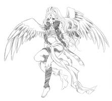 Commission: Princess Leto by Rurutia8
