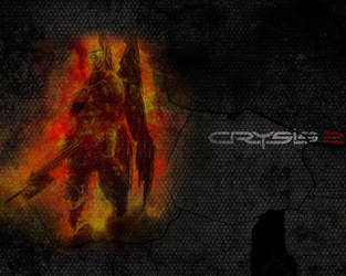 crysis 2flame by nomadavo