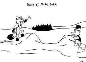 The Battle Of Mudd Glulch by Whatupwidat