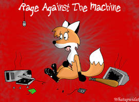 Rage Against The Machine by Whatupwidat