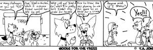 Woods For The Trees - 8th June by Whatupwidat