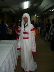 okami cosplay by hina590