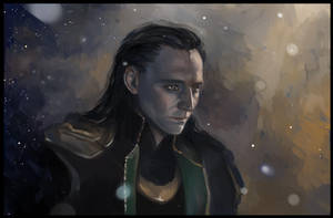 Loki by Ka-ren