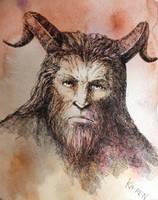 The Beast by Ka-ren