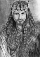 If Fili was a king... by Kalvedia