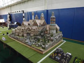 Elrond diorama 2 by ravenoo