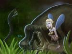 Skull fairy by IcedEdge
