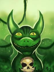 Little  monster by IcedEdge
