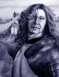Galahad by MaevesChild
