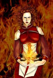 Adrian's War by MaevesChild