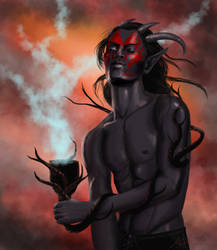 Old Uncle Sanguine by MaevesChild