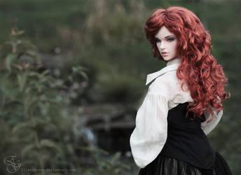 Lady by EllaniGreen