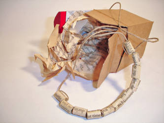 Eco Necklace Packaging by ArchGrafix