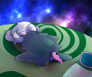 Sleep sleep, dear croissant by shinakazami1