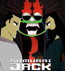 Samurai Jack by shinakazami1