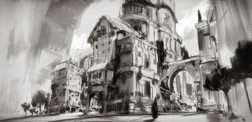 citySketch by GG-arts