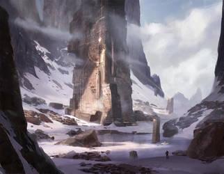 Ruins by GG-arts