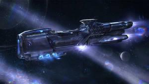 Konigsberg cruiser by GG-arts