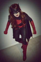 Batwoman Cosplay Photostory Prologue by ozbattlechick