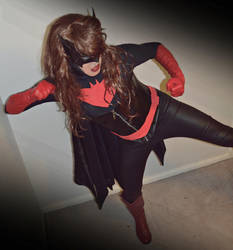 Batwoman Cosplay Photostory Ch10 Homecoming by ozbattlechick