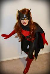 Batwoman Cosplay Photostory Ch13 Ambush by ozbattlechick