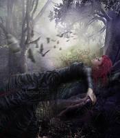 Shadows of eternal love by LuneBleu