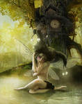 Fairy's lost tale by LuneBleu
